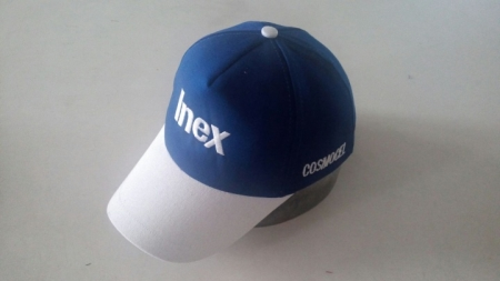Mavi Beyaz Şapka
