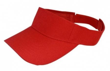 Kırmızı Tenis Şapkası