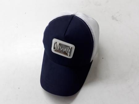 Beyaz Lacivert Beyzbol Şapkası