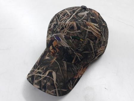 Sazlık Desenli Avcı Şapkası