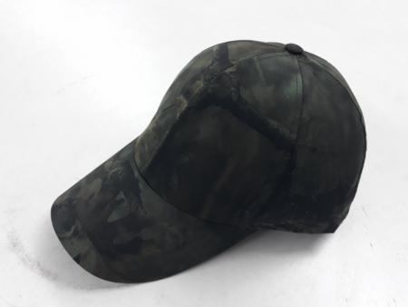 Yeşil Orman Desenli Şapka